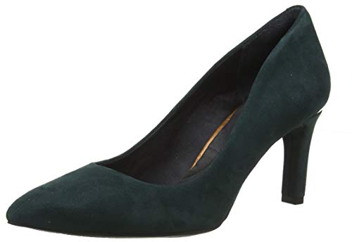 Rockport Total Motion Valerie Luxe Zapatos de tacón con punta cerrada Mujer, Verde (Hunter Green 005),  35.5 EU (3 UK)