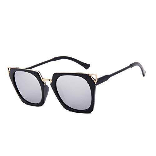 Sunglasses Gafas de Sol de Moda Gafas De Sol De Moda para Mujer, Diseñador De Marca Clásico, Revestimiento Femenino, ESP