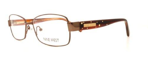 Nine West Montura de Gafas NW1021 200 marrón 54MM