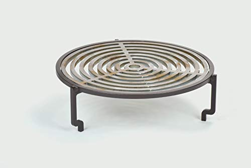 OFYR grillrooster grillrooster rond 100 grillopzetstuk