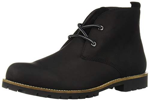 KODIAK Men's Carden Chukka Boot, black, 9.5 M US