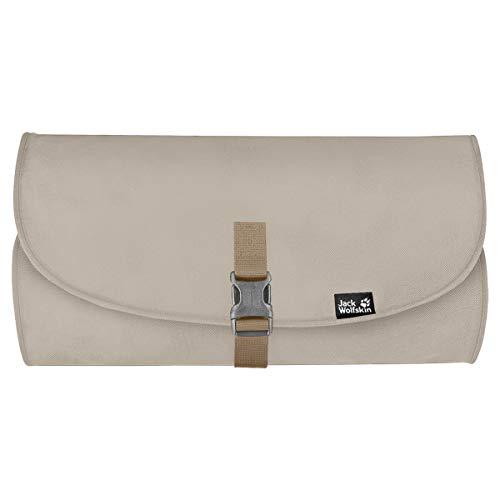 Jack Wolfskin Unisex– Erwachsene Waschsalon Zusatztasche, Dusty Grey, One Size
