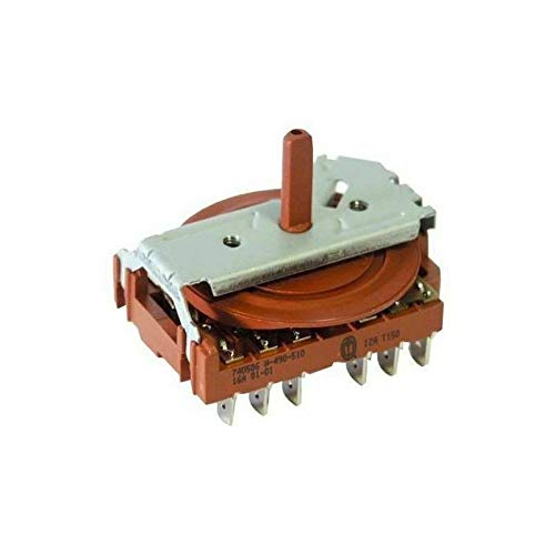REPORSHOP - Selector Horno Teka 4 Posiciones Conmutador He450 Ht495Me Ht490