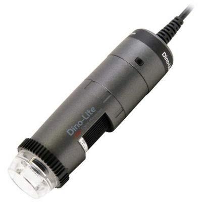 Dino-Lite AF4115ZTW Edge 1.3MP Wide-Angle Wireless-Ready Digital Microscope with FLC, 2x - 50x