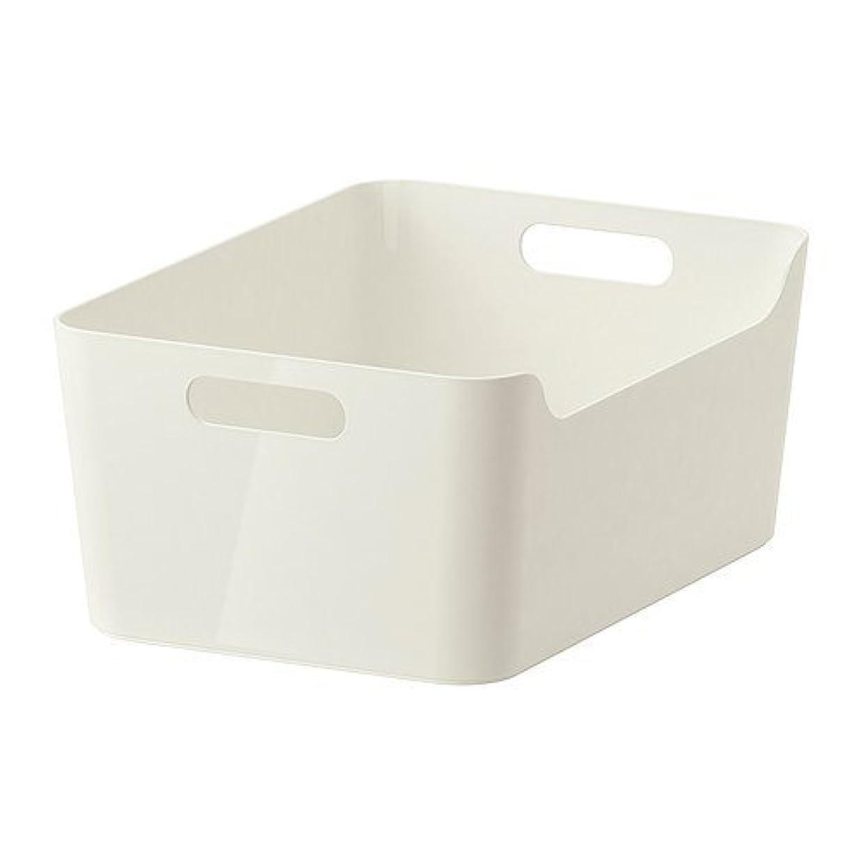 IKEA(イケア) RATIONELL VARIERA ホワイト 34x24 cm 50177256 ボックス、ホワイト