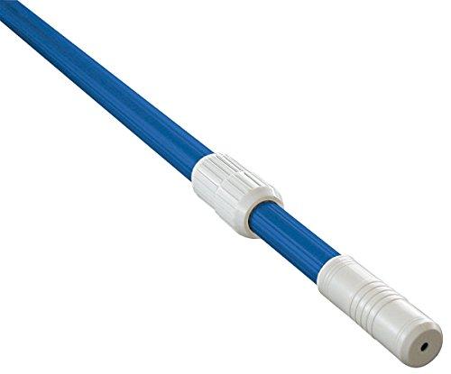 Kokido K163BU/B - Pértiga acanalada tipo A, tubos de aluminio