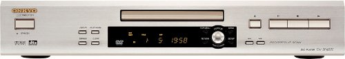 Onkyo DV-SP 402 DVD-Player Silber