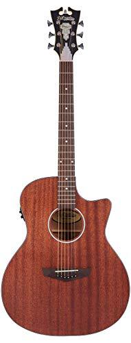 D'Angelico Premier Gramercy LS - Guitarra electroacústica de caoba natural