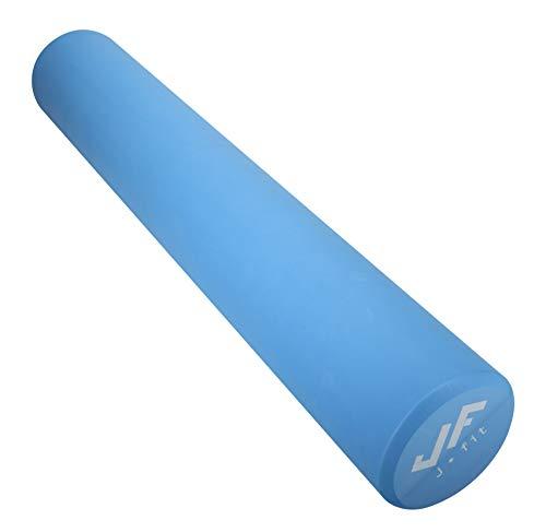 JFIT High Density Smooth EVA Roller, 36', Blue