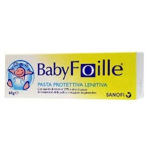 Baby Foille Soothing Protective Paste 65 G