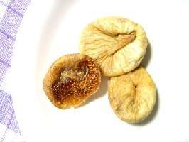 無添加・無漂白 白イチジク(無花果) 1kg 無農薬(化学農薬不使用)栽培