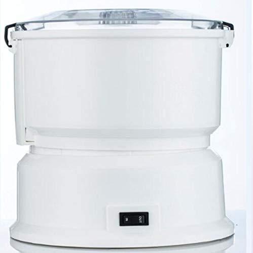 XIAOWANG Pelador de Patatas y eléctrica centrifugadora de ensaladas, pelador de Patatas...