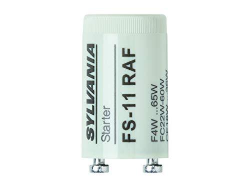 Sylvania 5er Pack Universal STARTER FS11 4-75 Watt für Leuchtstofflampen