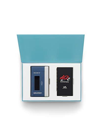 "Sony NW-A100TPS - Reproductor de Audio Walkman (edición 40 Aniversario, 16GB, Hi-Res Audio, Wi-Fi, Bluetooth, Pantalla táctil de 3.6"", Android 9.0, S-Master HX, DSEE-HX, USB Tipo C) Negro"