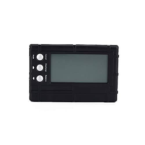CENYAFAN 1 PC Nuevo 3 en 1 balanceador de la batería RC 2s-6s Lipo Li-Fe LCD + Metro del Voltaje del probador + descargador Gota Libres Que envía Herramienta de Montaje de Piezas RC
