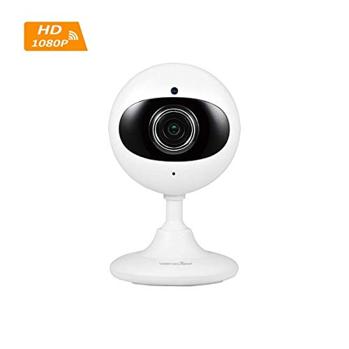 Wansview Wireless Security Camera, 1080P Home WiFi Surveillance Indoor IP Camera for Baby/Elder/Pet/Nanny Monitor with Night Vision and Two-Way Audio-K3 (White)
