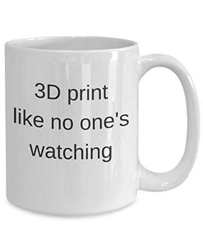 Ol322ay 3D-printer koffiemok koffiemok theekop keramische mok theekop