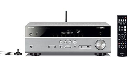 Yamaha RX-V481 5.1 Surround 3D Titanio - Receptor AV (RCA,...