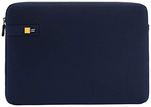 Case Logic LAPS Notebook Sleeve 13.3 Zoll (traditionelle Hülle mit schützender Schumpolsterung) Dunkelblau