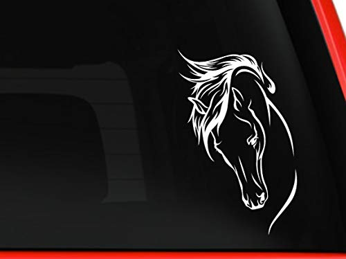 horse decals for cars - 1