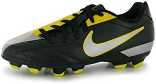 Nike Jr T90 Shoot IV IC Indoor/Court Soccer Shoes