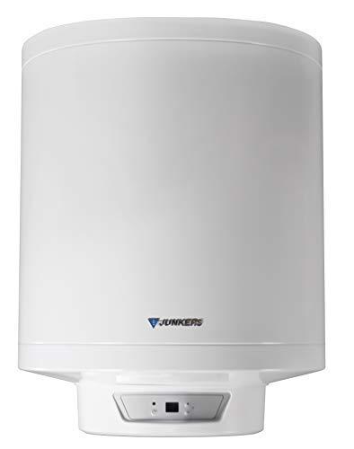 Bosch (Junkers) Chauffe-eau électrique 50 litres Elacell Excellence | Chaudière verticale et horizontale, élément chauffant en céramique, 2000w