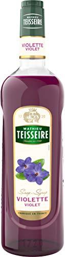 Teisseire Sirup Veilchen (Violette) - Special Barman - 1L