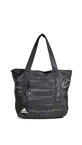 adidas by Stella McCartney Women's Medium Tote, Black/White, One Size