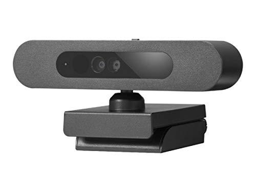 Lenovo 500 FHD Full HD-Webcam 1920 x 1080 Pixel Klemm-Halterung