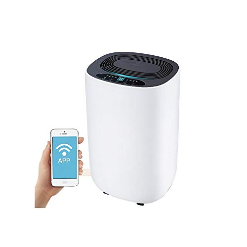 Great Deal! Dehumidifiers XIAOYAN- Low Noise Intelligent, Mobile APP Control, One Button Dehumidific...