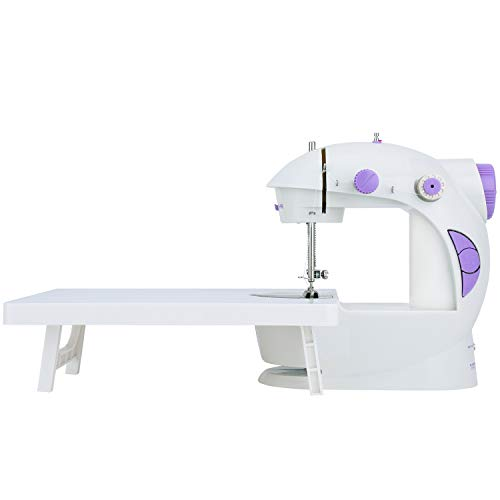 Lightweight sewing machine (2.65 pounds). SYS Score: 9