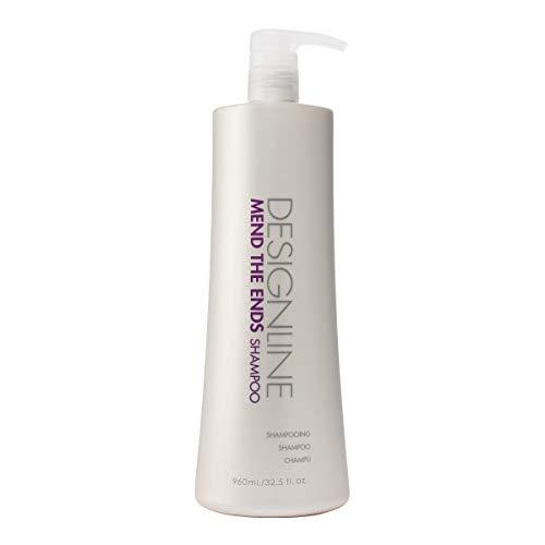 Mend The Ends Shampoo, 32.5 oz - Regis DESIGNLINE - Fortifies Hair to Reduce Future Breakage & Prevents Split Ends