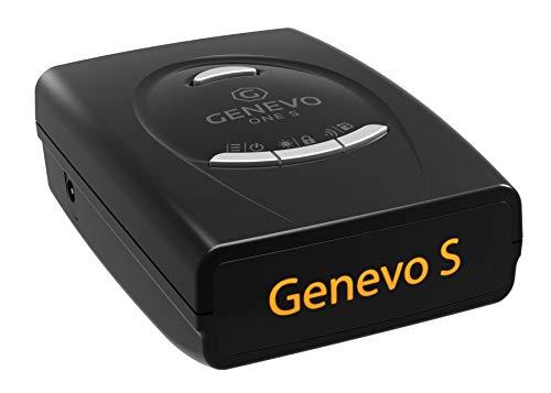 GENEVO™ ONE S Europa Radarwarner / Blitzwarner – Warnt vor Blitzern im Straßenverkehr in Echzeit – GPS Gefahren