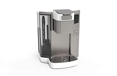Cuisinart SS-10W Premium Single-Serve Coffeemaker Coffemaker, 72 Oz, White