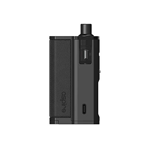 Aspire Nautilus Prime X Pod Kit - Carbón Negro con batería sin nicotina sin tabaco