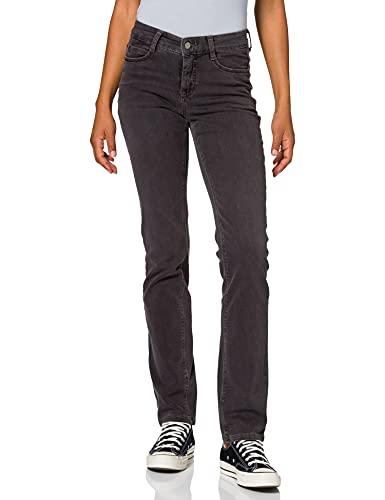MAC Jeans Damen Dream Jeans, Grau (Silver Grey Used D310), 42W / 32L