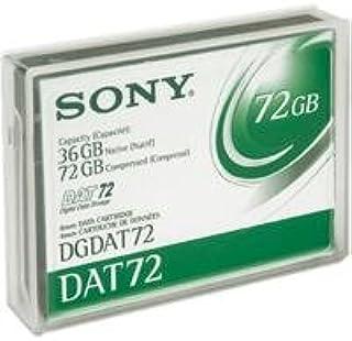 Sony cartucho de datos 36/ /72/GB DAT72/1/unidades