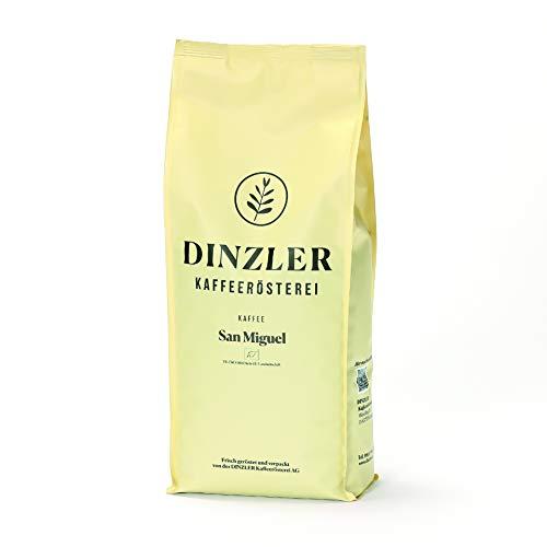 Dinzler Kaffee San Miguel Organico - ganze Bohne - 250 g - Bio