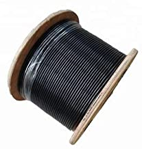 AND PRODUCTS Gym Machine Rubber Coated Wire; Available in 6 MM Thickness & Various Length Sizes