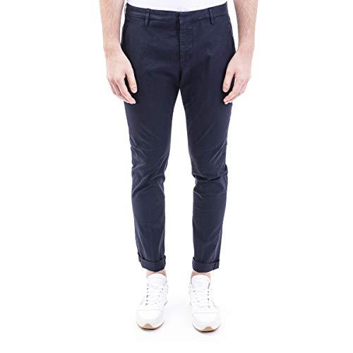 DONDUP UP235 GSE046 Pantalone Uomo Blu Scuro 33