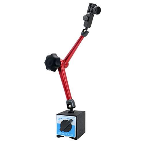 Release Flexible magnetische Basisständer Halter Magnet Messuhr Magnetkraft Stehen for Digitale Messuhr Messer 60kg Stehen