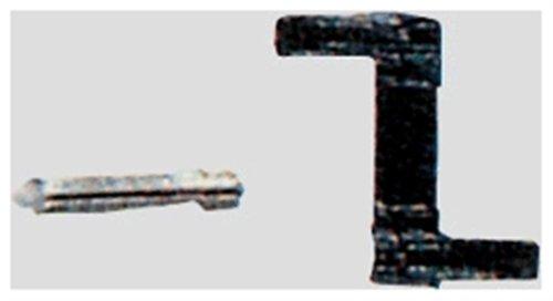 Märklin 8954 - Packung mit 10 Trenn- und 20 Verbindungslaschen, Spur Z
