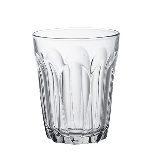 DuraLex 1039AB Provence Water Glass senza riempimento, 220 ml, confezione da 6