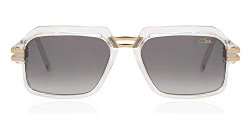 Gafas de sol Cazal Mod 6004/3 004 56/17E Cristal/Gris/Dorado