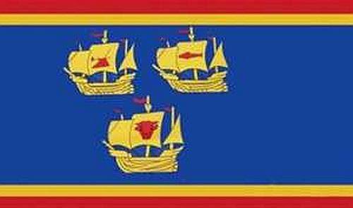 Flagge Fahne Landkreis Nordfriesland 90x150cm