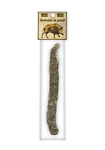Montes Universales Wildschwein Kräuter Fuet Wurst 120 g