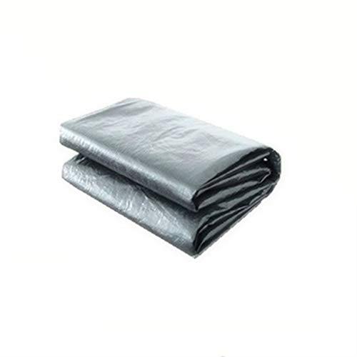 25m Silver-Black Garden Film, PE Orchard Fruit Trees Reflective Films, for Weed Control Silvery Black Mulch Film Plants Cover Grow Film (Size : Width 2000mm)