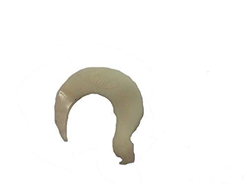 Sänger Forellenköder Iron Trout Ducktail by Andy Weyel - Kunstköder für den Forellensee - Angeln auf Forelle - Forellenangeln … (Shine a White)