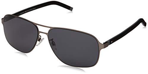 Tommy Hilfiger TH 1719/F/S Gafas de Sol, DKRUT BLK, 62 para Hombre