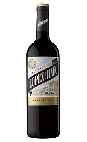 Hacienda López de Haro Crianza 2016 Magnum, Vino, Tinto, La Rioja